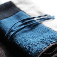 まっすぐな仕事から生まれる美しい藍色。ラオスの少数民族レンテン族が織る藍の布