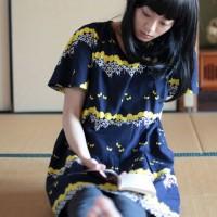 京都から世界へ。心地よい青色で作る新しいニッポンのテキスタイルブランド【青衣 / あおごろも】