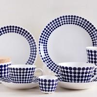 北欧の有名デザイナー【スティグ・リンドリ】のADAMカップ&ソーサーでさわやかなお茶の時間を☆