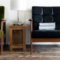 使うごとに好きになる。カリモク60の古くて新しいデザインのソファーたち