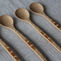 美しい佇まい、竹のカトラリーを作る下本一歩さんの作品がすごい!