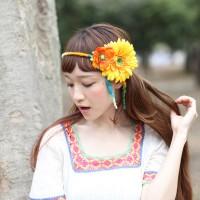 まだまだ夏を楽しもう♪サマーフェスで可愛く個性的に目立つヘアスタイル
