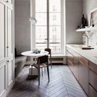 パリのアパートから学ぶ!狭い部屋のおしゃれなインテリアコーディネート
