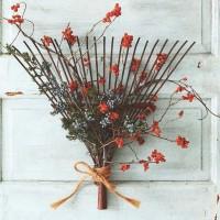 幸せを運んでくる♡季節に合わせた素敵なリースをお家に飾ってみませんか?