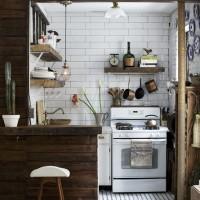 こんな素敵な「普通」が欲しかった!サブウェイタイルのキッチン集