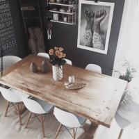 家族団らんにもぴったり☆可愛く素敵なダイニングテーブルの飾り方をご紹介します!