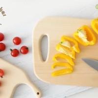 愛着を感じる道具を、毎日の台所に。【woodpecker / ウッドペッカー】のいちょうのまな板