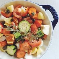 twitterから生まれた人気の簡単料理♡村井さんちのぎゅうぎゅう焼きのレシピをご紹介