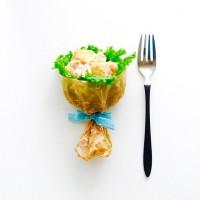 インスタグラムで人気!Bouquet Saladさんが作るブーケサラダを作ってみよう♡