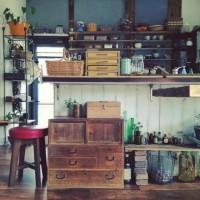 ほっこりする日本の伝統家具。お部屋のインテリアに和箪笥を取り入れよう