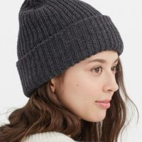 冬の始まりはあったかニット帽をプラス♡大人女子のキュートなニット帽コーデ