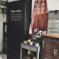お洒落に変身☆無機質な冷蔵庫がこんな風に変わっちゃう!