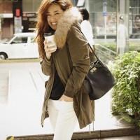上品な大人コーデの参考に☆中村アンさんのファッションスナップ集