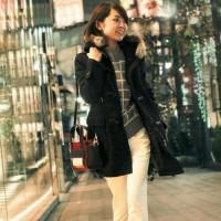 モノトーンときどきグレー♡冬を彩るモードなファッションコーデ提案7選