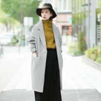 冬のあったかコート&ニットコーデ特集☆これさえ着ればお洒落になる!?