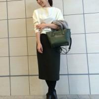 オンにもオフにも使える♡大人女性コーデにおすすめバッグをご紹介