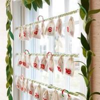 可愛すぎる【手作りのアドベントカレンダー】でクリスマスまでの毎日を楽しみましょう☆