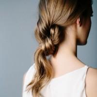 こなれ感漂う流行りのヘアスタイル♡ノットヘアーの簡単な作り方&ヘアアレンジ集