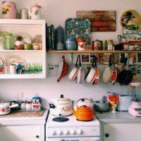 北欧風キッチンのおしゃれ収納&ダイニングインテリア実例をご紹介♡