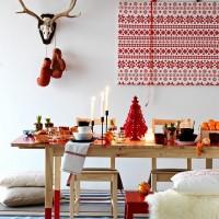 北欧のとびきりかわいい伝統的なクリスマスデコレーションをご紹介♡