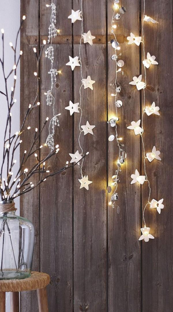 decoracion-con-luces-navideñas