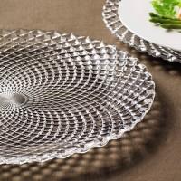 ダイナミックかつ繊細な美しさを放つガラス製品。ナハトマンの食器を手に入れよう。