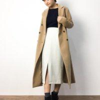 オフィスコーデに使える♡タイトスカートで上品な大人女性スタイルはいかが?