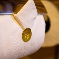 トイレットペーパーをもっと楽しくおしゃれに見せよう!素敵な柄と折り方をご紹介♡