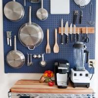 壁キッチンのインテリア、は『色』と『素材』でこんなに変わります♪