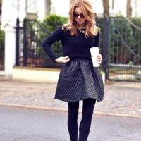寒い季節もスカートオンリー!冬に履きこなす大人の女性のスカートコーデ特集☆