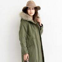 モッズコートコーデを着こなそう♡冬の気分をオシャレに盛り上げてくれるスタイル集