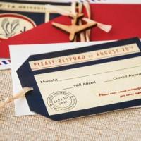 ハイセンスな人はチェックしてる♡ボーディングパス風招待状でゲストを楽しませませんか?
