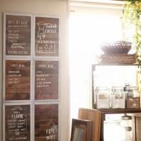 DIYって楽しい♪カフェ風インテリアで使えるお洒落雑貨を手作りしてみよう♪