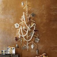 手軽&時短がメリット!ウォールクリスマスツリーで早業デコレーションを楽しんじゃお♪