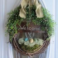 今年のイースターは3月27日!卵とウサギの可愛いオブジェでイースターを飾ってみませんか♡