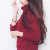 いつまでも美しくありたい!赤ニットで大人の女性を意識した着こなし術特集!!