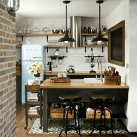 生活感のないキッチンって素敵!そんなキッチンインテリアをご紹介します!