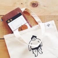 ぽっちゃり可愛いお相撲さん♡西東「おはぎやまグッズ」の人気ぶりがすごい!