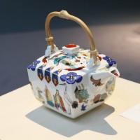 石川県の伝統工芸「九谷焼」を身近に☆転写で絵付けを楽しめる「クタニシール」が素敵