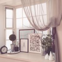 ウィンドウコーディネートで素敵な窓を演出!心地よい季節の風をいれましょう♪