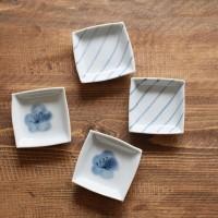 何個でも集めたい♡小さくて可愛い豆皿と合わせて使いたいちょこっとトレーのご紹介。