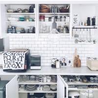 【食器棚の中身拝見♪】参考にしたい!素敵な食器棚の収納をご紹介☆