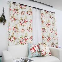 春爛漫。お部屋を花柄で彩ろう!春らしく鮮やかで可憐なインテリア