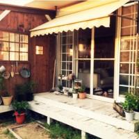 強い日差しもこれでへっちゃら♪オーニングでお庭の時間を楽しもう!