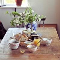 朝食インテリアにこだわってみよう!デキる女は朝食もお洒落な雰囲気で♪