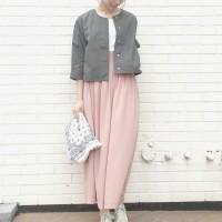 ピンクを大人っぽく着こなしたい!!上品&洗練されたピンクの着こなし術特集!!