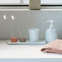 実用性から装飾まで使い道いろいろ☆無印良品「歯ブラシスタンド」が便利で可愛い♪