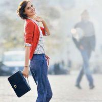 ユニクロとタッグを組んだ「イネス・ド・ラ・フレサンジュ」のパリ・シックなファッションコーデ集☆