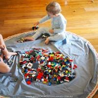 玩具の定番中の定番!LEGOの収納方法のイロハを紹介します♪