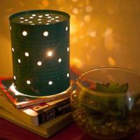 ライティング効果で素敵な夜を演出。DIYで作るおしゃれなライトをご紹介♡
